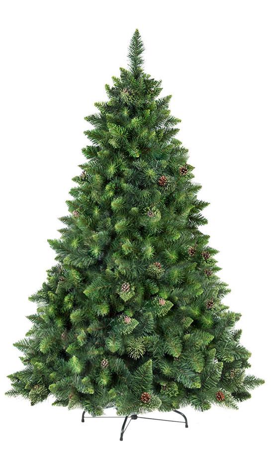 Artificial Christmas Tree Natural Green Pine