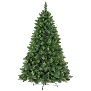 Artificial Christmas Tree Natural Green Pine