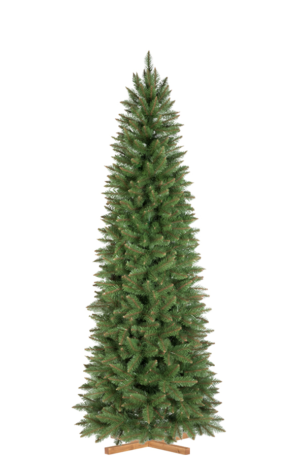 online retailer bcb18 7b19b Artificial Christmas Tree Natural Spruce Slim - Artificial ...