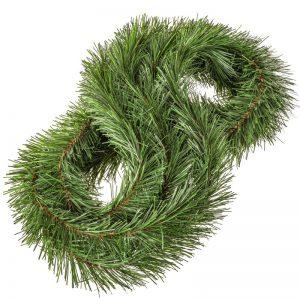 Light green Christmas Garland