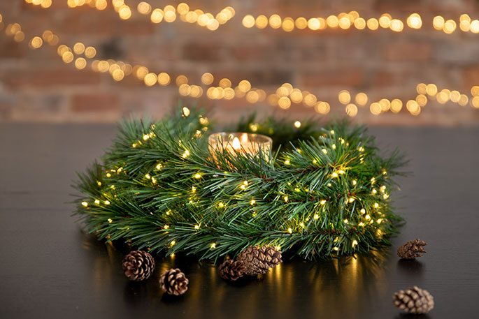 How to decorate your home for Christmas blog