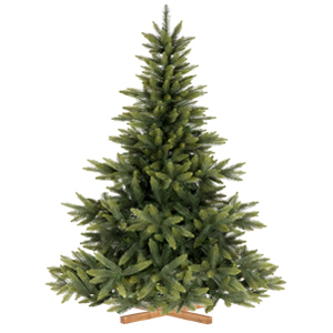 Kuenstlicher Weihnachtsbaum Nordmanntanne Premium Fairytrees
